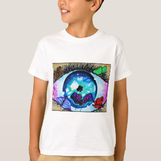 Butterfly in Eyez T-Shirt