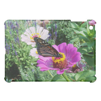Butterfly in the Garden iPad Mini Cases