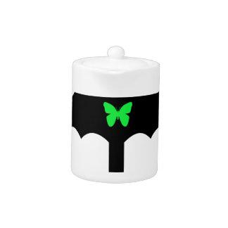 Butterfly in Umbrella