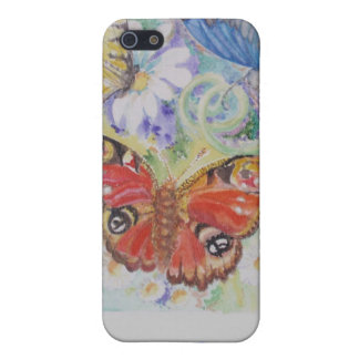 Butterfly iPhone 5/5S Cover