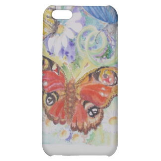 Butterfly iPhone 5C Covers