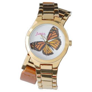 Butterfly Janice Watch