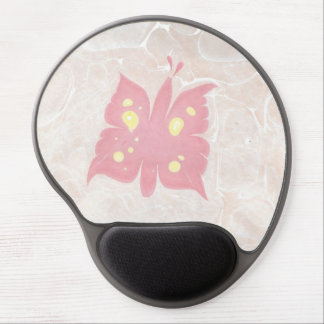 Butterfly Jell Mousepad