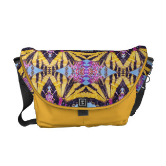 Butterfly Kaleidoscope Commuter Bag