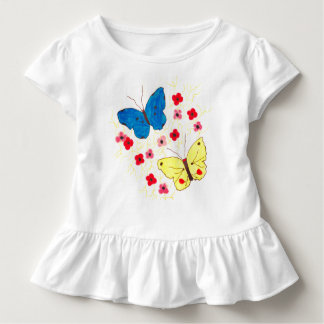 Butterfly kind Love 1 Toddler T-Shirt