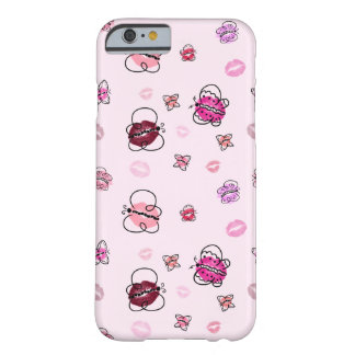 Butterfly Kisses Barely There iPhone 6 Case