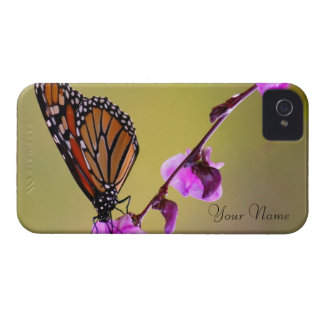 Butterfly Kisses Blackberry Bold  Case iPhone 4 Case