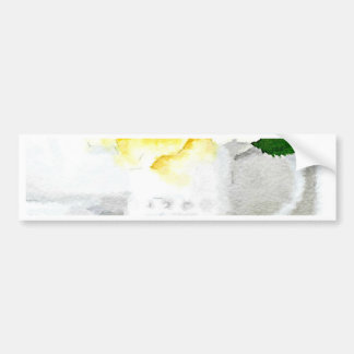 Butterfly Kisses Bumper Stickers