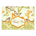 Butterfly Kisses Charming TY Card 2 Custom Invitations