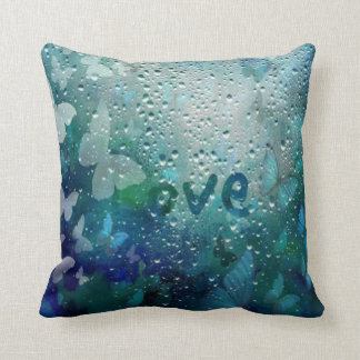 Butterfly Kisses Cushion