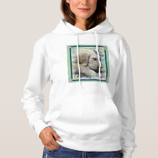 Butterfly Kisses Golden Hoodie