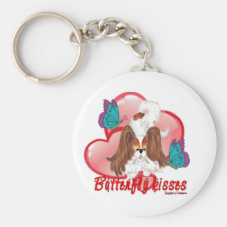 Butterfly Kisses Key Chain