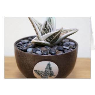 Butterfly Kisses Notecard by The Perfect Plant