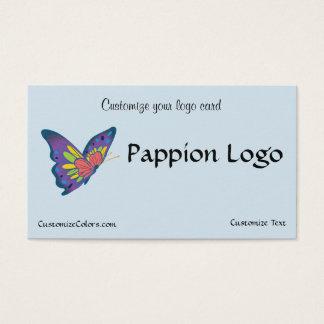Butterfly Logo Business Card Template