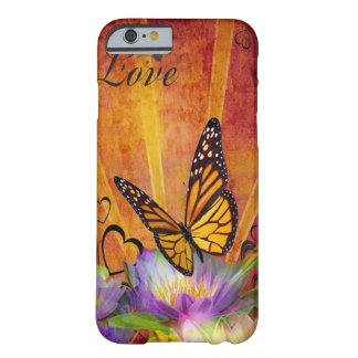 Butterfly Love Barely There iPhone 6 Case