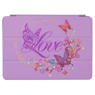 Butterfly love iPad air cover