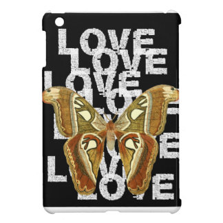 butterfly love iPad mini case