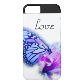 butterfly love iPhone 7 case