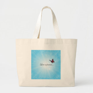 Butterfly LOVE is Forever Bags