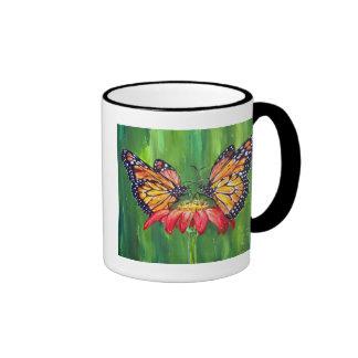 Butterfly love mug