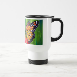 Butterfly love coffee mug