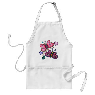 Butterfly Love T-shirts and Gifts Standard Apron