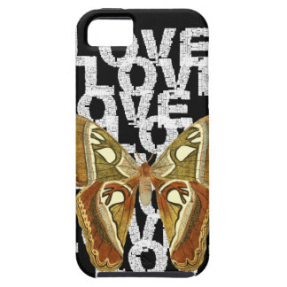 butterfly love tough iPhone 5 case