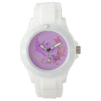 Butterfly love watches