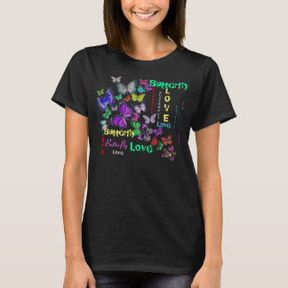 Butterfly Love Women's T-Shirt
