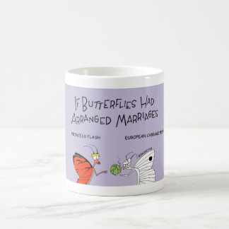 Butterfly Marriages Coffee Mug