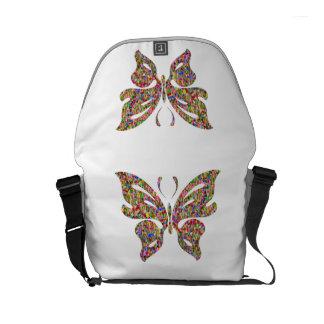 Butterfly Messenger Bag 2