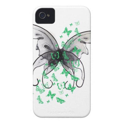Butterfly Mobile Cases Blackberry Bold Case