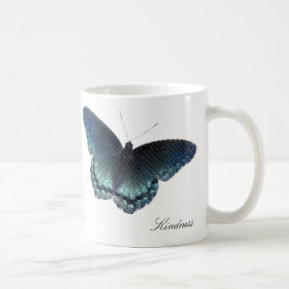 Butterfly Mosaic Coffee Mug