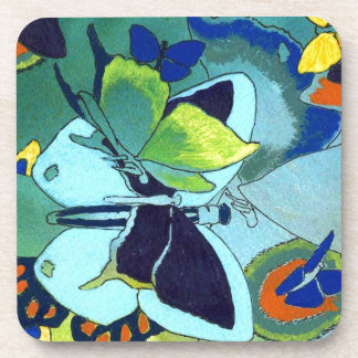 Butterfly Mosaic Gift Drink Coaster