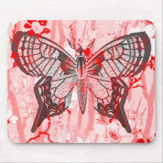 BUTTERFLY. MOUSE PAD