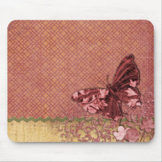Butterfly Mouse Pad