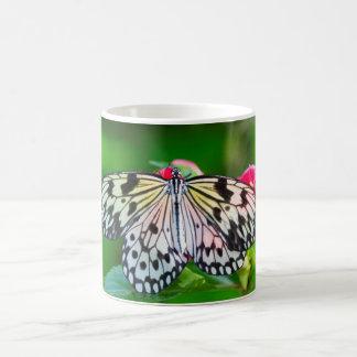 Butterfly Nature Photo Mug