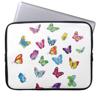 butterfly Neoprene Laptop Sleeve 15 inch