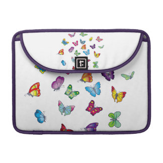 butterfly Neoprene Macbook  Sleeve