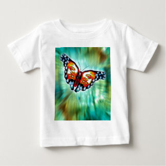 Butterfly of Cherokee Legend Baby T-Shirt