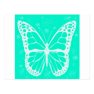 Butterfly Office Personalize Destiny Destiny'S Postcard