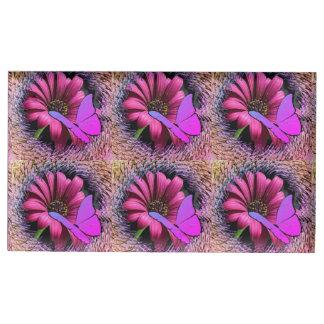Butterfly on Daisy Table Card Holder