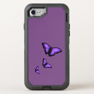 Butterfly OtterBox Defender iPhone 8/7 Case