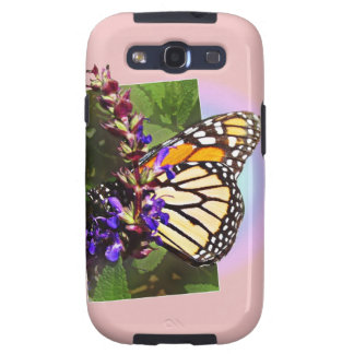 Butterfly Outside Box Samsung Galaxy S3 Case