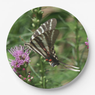 Butterfly, Paper Plates. 9 Inch Paper Plate
