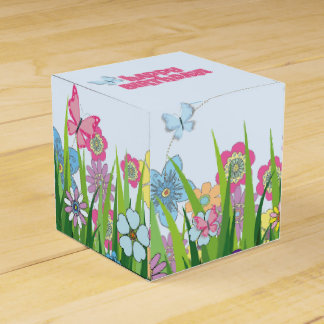 Butterfly Party Custom Favor Boxes Party Favour Boxes