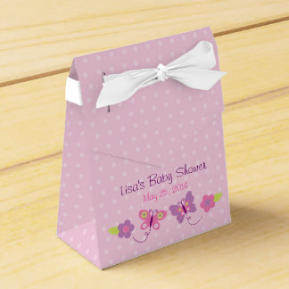 Butterfly Party Favor Box