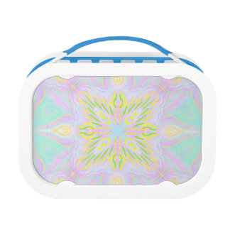 Butterfly Pastel Mandala Lunch Box