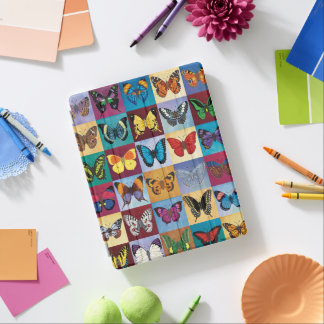 Butterfly Patchwork iPad Cover