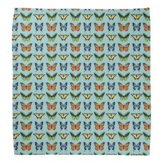 Butterfly Pattern Bandana